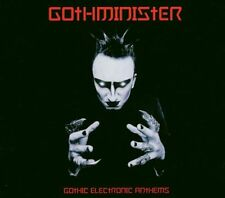 GOTHMINISTER Gothic Electronic Anthems CD Digipack 2003