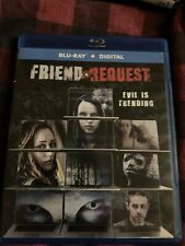 Friend Request Blu Ray