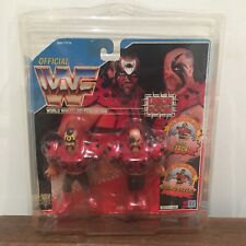 WWF/WWE The Legion of Doom Vintage Hasbro Action Figures 1991 MOC with case