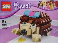 LEGO Friends 40171 Baubare Igeldose Igel Hedgehog Storage Exclusiv NEU Sealed
