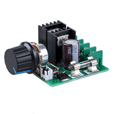 12V-40V 10A PWM DC Motor Speed Controller with Knob LW