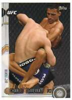 2015 Topps UFC Chronicles #104 Charles Oliveira