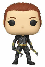 Funko Pop! Movies - Black Widow Vinyl Figure (Walmart Exclusive)