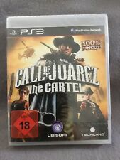 Playstation 3 Spiel: CALL OF JUAREZ The Cartel | PS3 Game *NEU & SEALED*