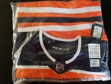 Edmonton Oilers Connor McDavid adidas NHL Men's adizero Authentic Jersey