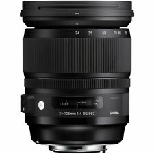 Open Box Sigma 24-105mm F4 DG OS HSM 'A' Lens - Canon Fit
