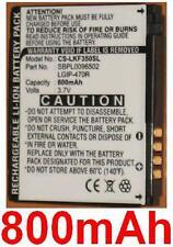 Battery 800mAh Type LGIP-470R SBPL0096502 for LG Cookie
