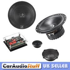 "Helix 6.5"" 16.5cm 3-Way High End Component Speaker System 2"" Midrange 1"" Tweeter"
