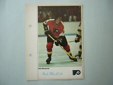 1971/72 TORONTO SUN NHL ACTION HOCKEY PHOTO RICK MACLEISH ROOKIE SHARP!! 71/72