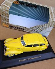 IXO models 1/43 BERLIET 11CV DAUPHINE 1939 MUSEUM Ref MUS055
