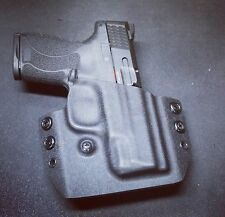 S&W M&P shield  45 .45 acp  OWB Holster Kydex Right Handed Concealed Carry