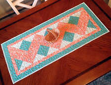 DOUBLE CHEVRON TABLE RUNNER SEWING PATTERN, From Cut Loose Press Patterns NEW
