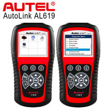 Autel AL619 OBD2 Auto Diagnostic Tool CAN Code Reader Scanner SRS ABS Airbag EU