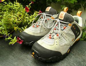 TIMBERLAND 🇺🇸 Outdoor Schuhe grau, Gr.47,5 GORETEX® VIBRAM® kaum getr. NP:209€
