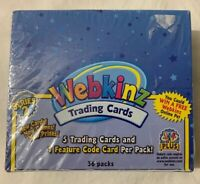 36 Packs WEBKINZ TCG Series 2 Trading Card Game 6 Card Booster Pack Sealed Case