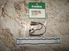 Vintage RC HD Servo Extension w/ Filter 220 mm by Futaba FUTM4180