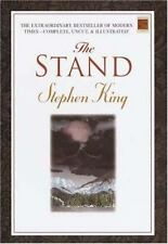 THE STAND -ILLUSTRATED by Stephen King (2001, Hardcover) -1st-1st- RARE- NICE