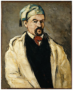 "Post-Impressionism ""Antoine Dominique Sauveur Aubert"" Paul Cézanne ca. 1866"