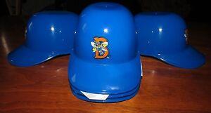 Binghamton Mets B-Mets Mini Helmets (5-Pack)(Renamed Rumble Ponies)