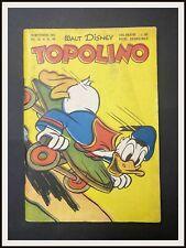 ⭐ TOPOLINO libretto # 50 - Disney Mondadori 1952 - DISNEYANA.IT ⭐