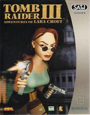 Tomb Raider III Steam Game PC Cheap