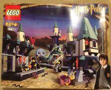 Harry Potter LEGO Blue Building Toys