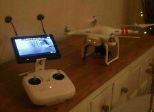 RC Quadcopter DJI Phantom 2 GoPRO Hero 3 Zenmuse Gimbal Black Pearl FPV Monitor