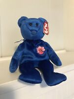 New Ty Beanie Babies Vanda the Bear Singapore Exclusive 2001 ~ MWMT Mint w/ Tags