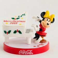 Disney Christmas Ornament Collections - Minnie Mouse - 2005 Coca-Cola