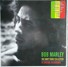 "BOB MARLEY - EARLY YEARS 12X7"" VINYL SINGEL BOXSET - RSD 2015 - NEW = SEALED"