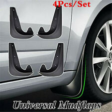 4x Universal Mud Flaps For Car Truck Front Rear Mudflaps Mudguards Splash Guards