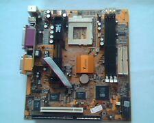 M741SLMRT-DUAL M741 Motherboard ATX ISA Slot1 Celeron
