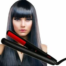 ISA Professional Titanium Flat Iron Digital Hair Straightener