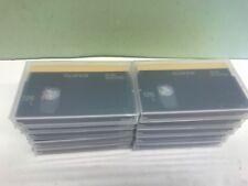 New 10 x Fujifilm DVCPro Tape, 126 Minutes, Large Video Cassette Tape,DP121-126L