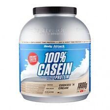 (21,08�'�/kg) 1800g Body Attack - Casein Protein Eiweiss Diät Eiwei�Ÿ 1,8kg