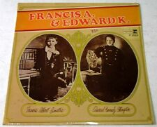 Africa FRANCIS A. AND EDWARD K. Follow Me LP Record
