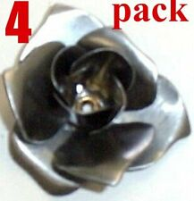 "Metal Stampings Roses Flowers Plants Home Decorations STEEL .020"" Thickness F4"