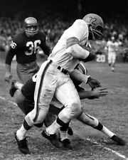1957 Cleveland Browns JIM BROWN Glossy 8x10 Photo Rookie Football Print RC