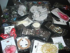 LOT OF 6 PAIRS OF MIXED VARIETIES OF EARRINGS (USA SELLER)X6