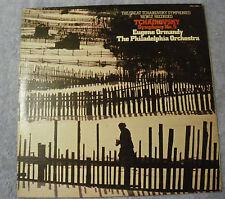 TCHAIKOVSKY SYMPHONY NO. 5 EUGENE ORMANDY PHILADELPHIA ORCHESTRA LP RCA
