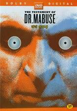 The Testament of Dr. Mabuse (1933) Rudolf Klein-Rogge DVD NEW *FAST SHIPPING*