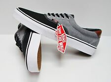 Vans Era 59 Canvas & Chambray Black VN-0UC6AT7 Men's Size 11.5
