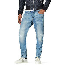 G-STAR RAW FOR THE OCEANS BIONIC RFTO DENIM JEANS TAPERED  SIZE W32 L30