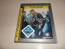 PlayStation 3 PS 3 Assassin's Creed [Platinum]