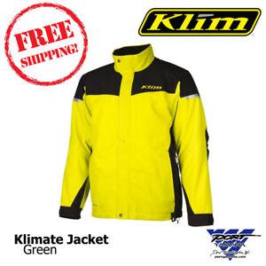 Klimate Parka Men's Snowmobile Jacket (Non-Current) Sizes: LG, XL