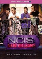Ncis: New Orleans: The First Season DVD