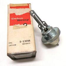 NOS 68 GTO Firebird Distributor Vacuum Advance Control RARE GM 1973411 D-1309A