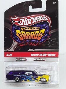 "H.W.  ( Custom 66 GTO Wagon ) , Chase "" Larry's Garage "" # 15 of 39  ,"