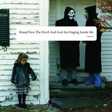Brand New The Devil and God Are Raging Inside Me LP Vinyle 33 tr/min NEUF