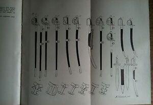 MAURICE BOTTET – MONOGRAPHIE ARME BLANCHE 1789-1870 & ARME À FEU 1718-1900